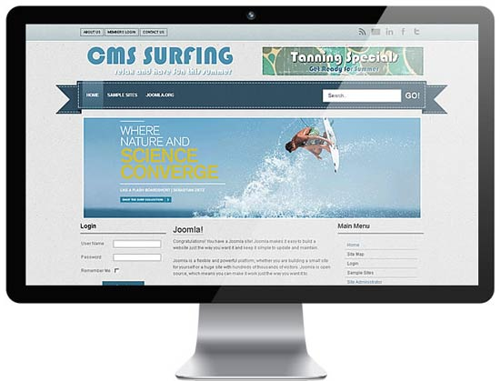 CMS-Water-Responsive