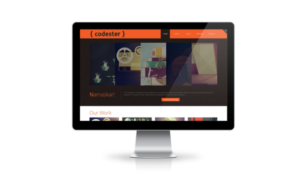 Codester Free Responsive Bootstrap Template