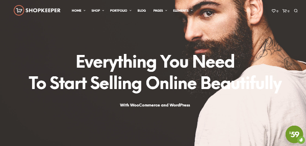 65+ Best eCommerce WordPress Themes 2017