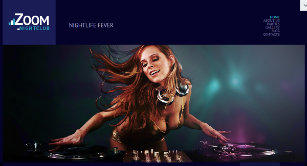 30+ Best Night Club WordPress Themes 2017